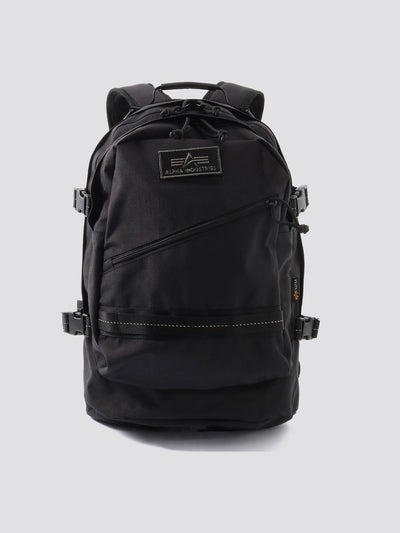 MISSION BACKPACK ACCESSORY Alpha Industries BLACK O/S