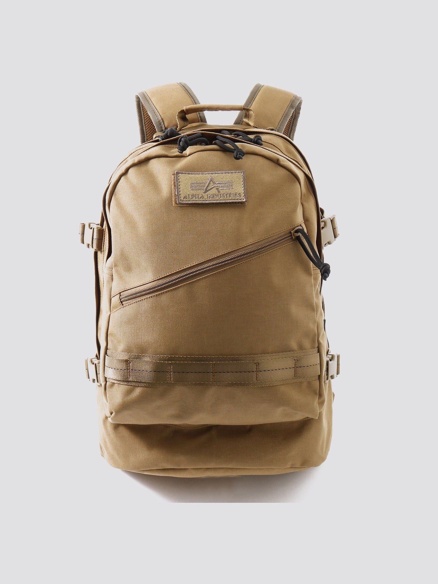 MISSION BACKPACK ACCESSORY Alpha Industries KHAKI O/S