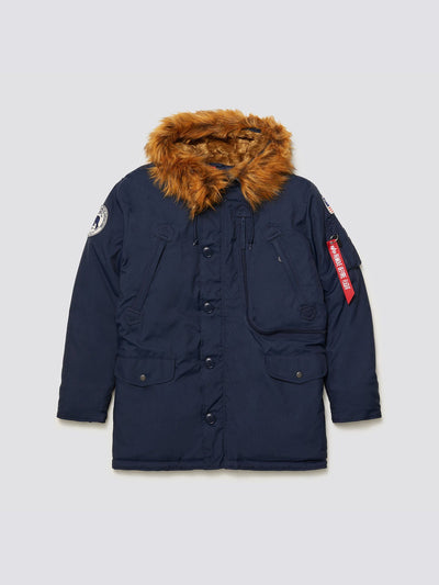 N-3B ALPINE PARKA OUTERWEAR Alpha Industries