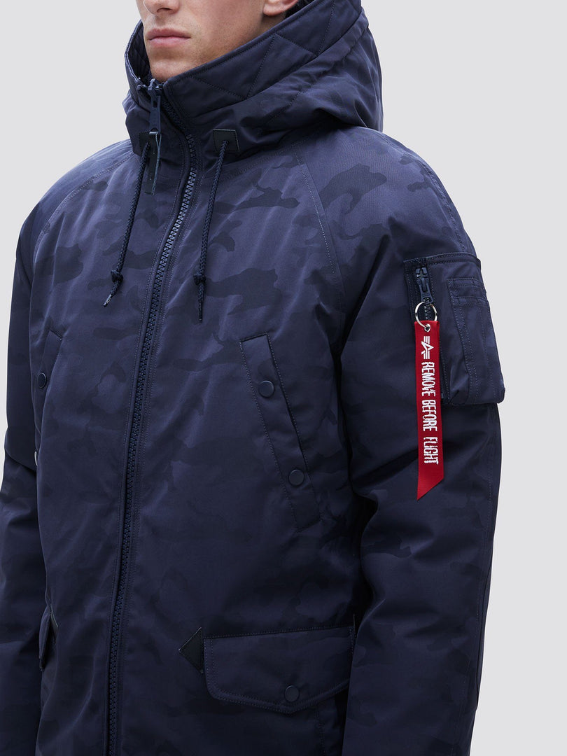 N-3B DOWN PARKA JACQUARD SALE Alpha Industries