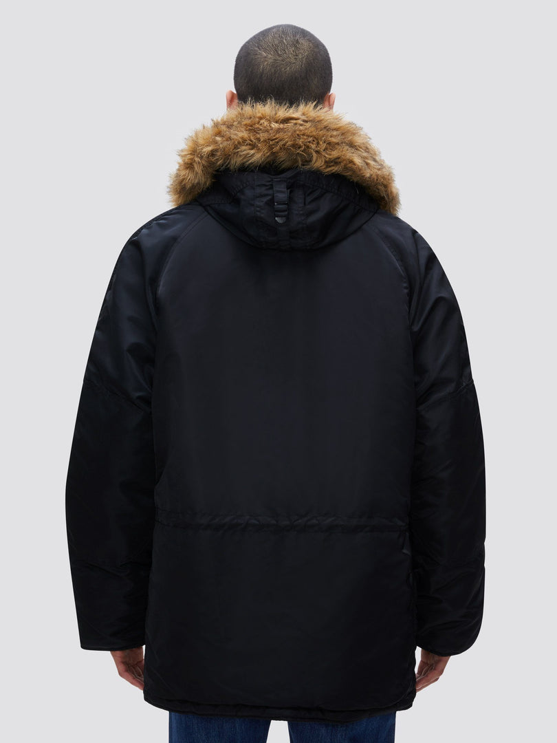 N-3B PARKA (HERITAGE) OUTERWEAR Alpha Industries