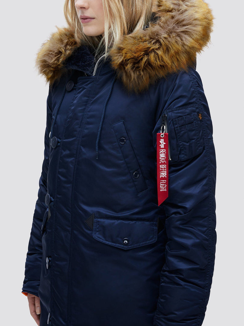 N-3B W PARKA OUTERWEAR Alpha Industries