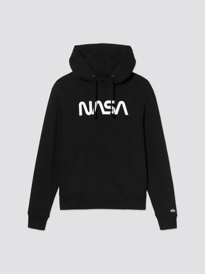 NASA II HOODIE TOP Alpha Industries, Inc. BLACK 2XL