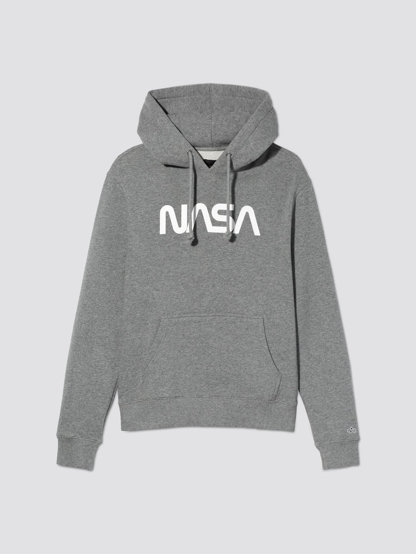 NASA II HOODIE TOP Alpha Industries, Inc. MEDIUM CHARCOAL HEATHER 2XL