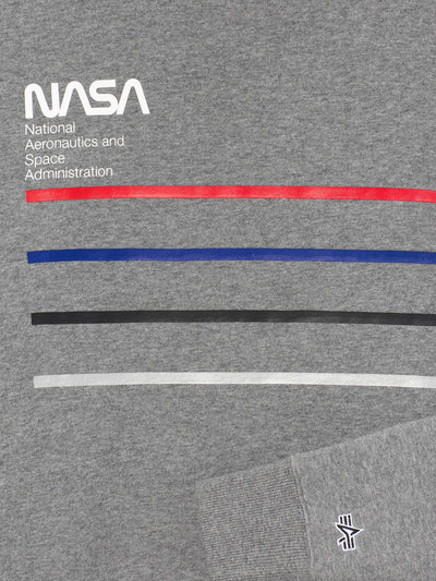 NASA LINE CREW SWEATSHIRT TOP Alpha Industries, Inc.
