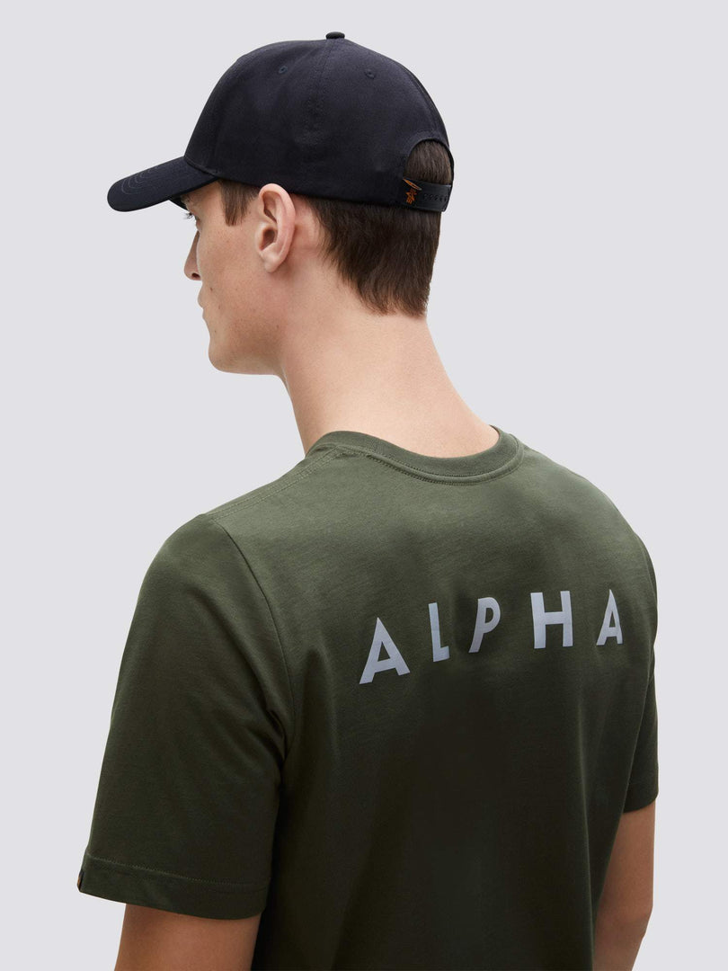 NASA LOGO CAP ACCESSORY Alpha Industries, Inc.