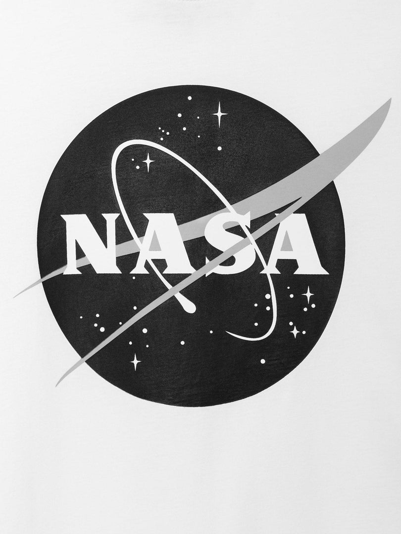 NASA LOGO TEE TOP Alpha Industries, Inc.