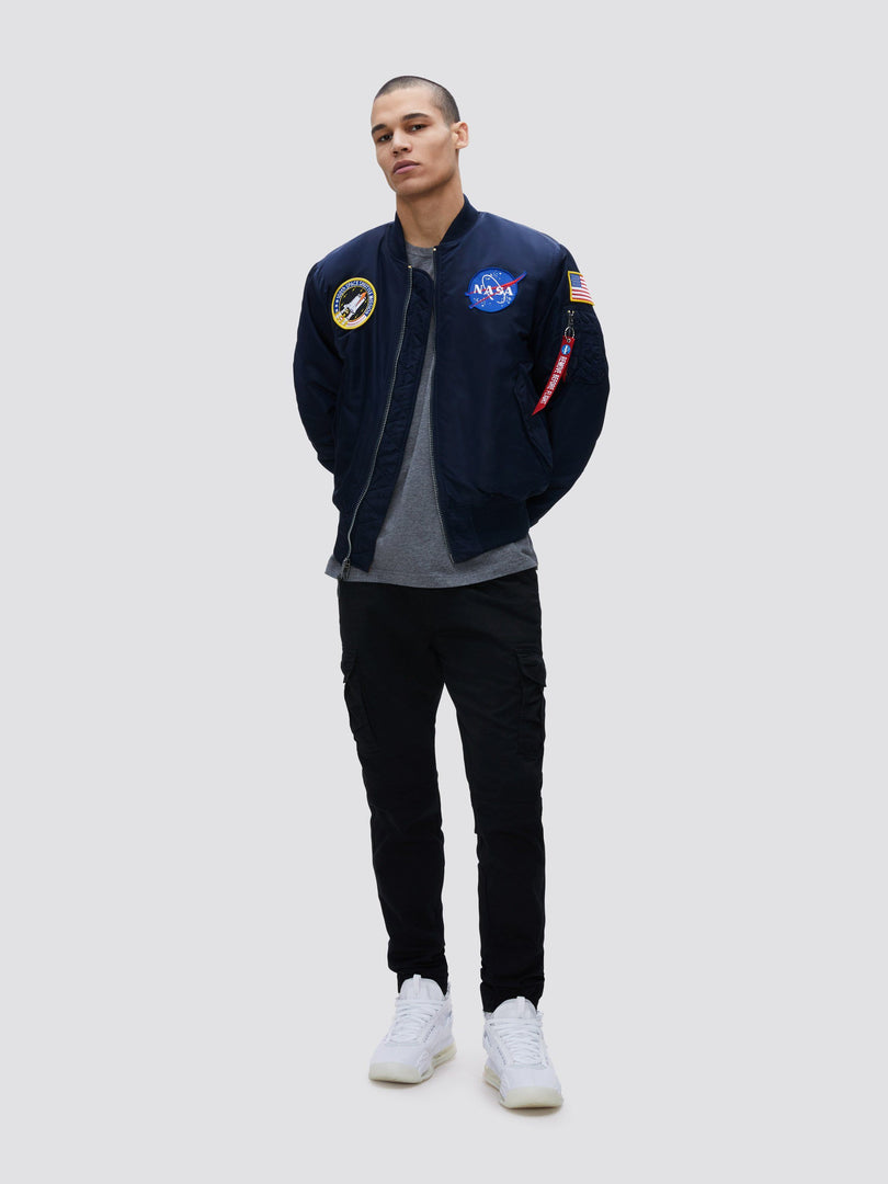 NASA MA-1 BOMBER JACKET OUTERWEAR Alpha Industries