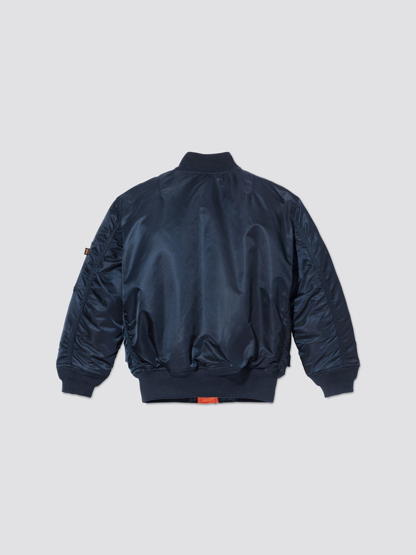 NASA MA-1 BOMBER JACKET Y OUTERWEAR Alpha Industries