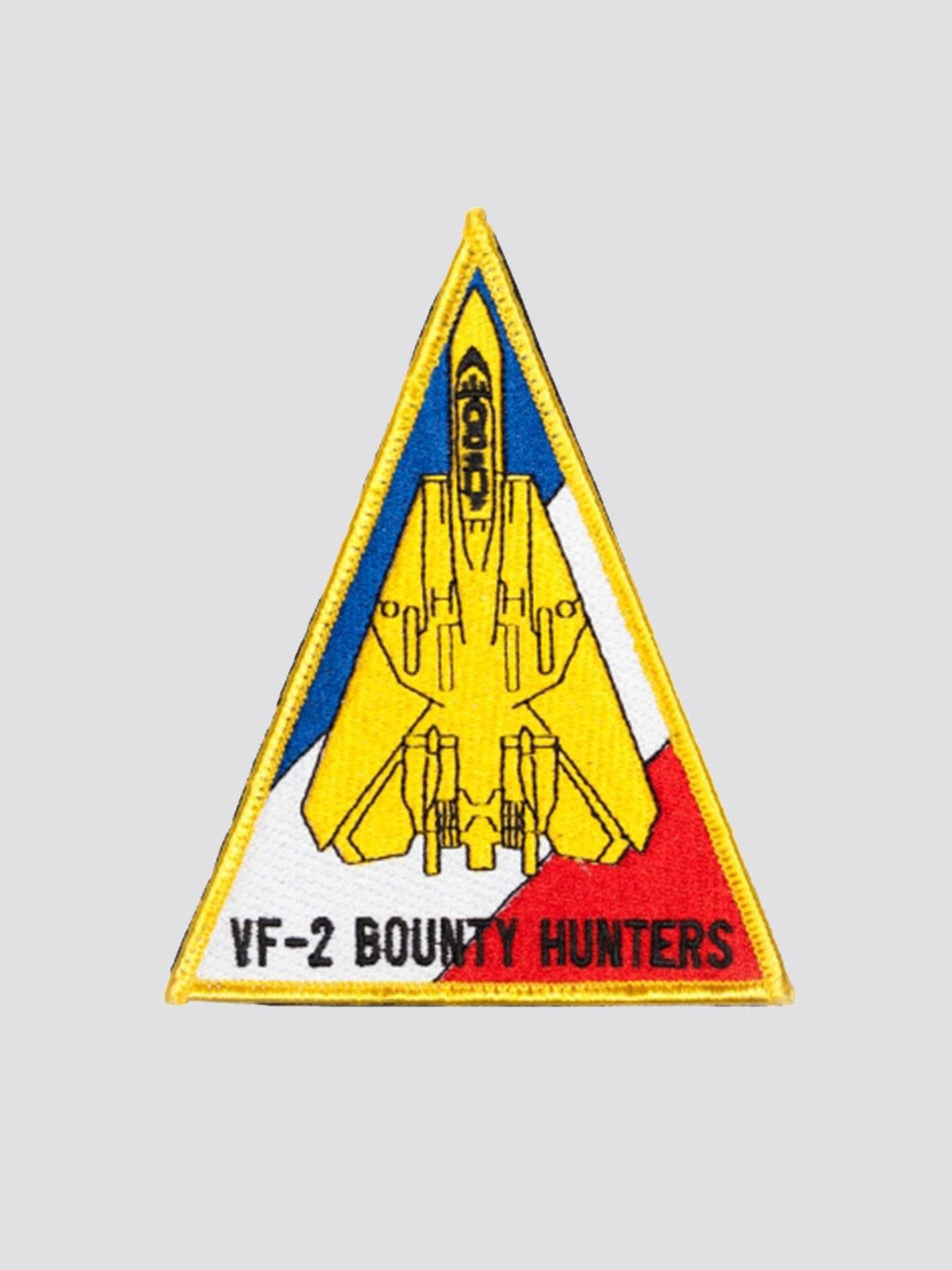 NAVY VF-2 AVI FIGHTER SQUAD BOUNTY HUNTER ACCESSORY Alpha Industries NO COLOR 0