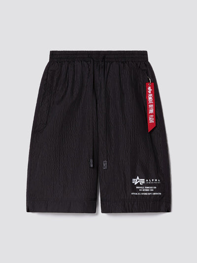 PARACHUTE DRAWSTRING SHORTS BOTTOM Alpha Industries, Inc.