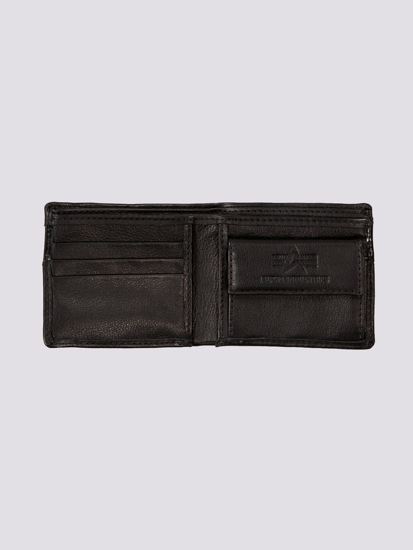 RBF LEATHER WALLET ACCESSORY Alpha Industries, Inc.
