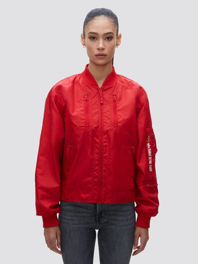 RECON UTILITY JACKET W SALE Alpha Industries, Inc. SPICY RED L