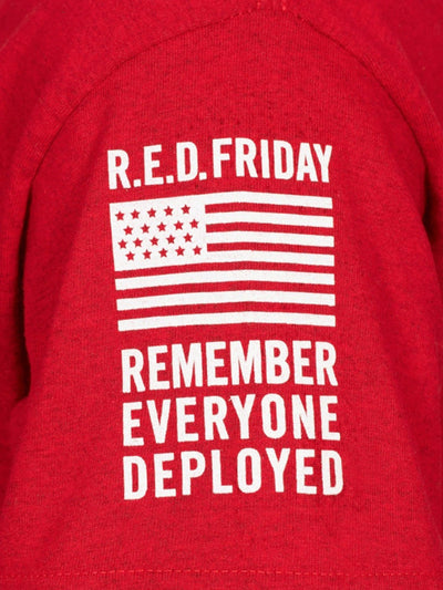 R.E.D FRIDAY T-SHIRT TOP Alpha Industries