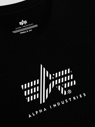 REFLECTION 'A' LOGO TEE SALE Alpha Industries