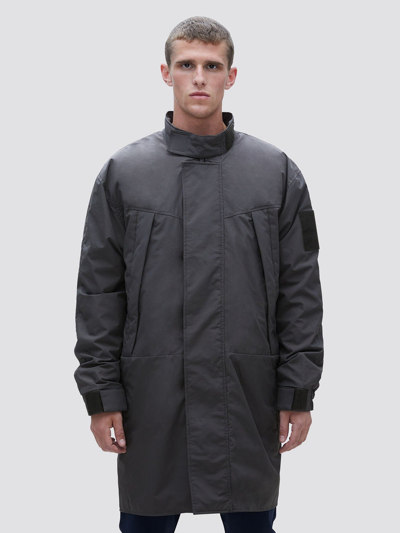 SENTRY PRIMALOFT FISHTAIL PARKA SALE Alpha Industries REPLICA GREY 2XL