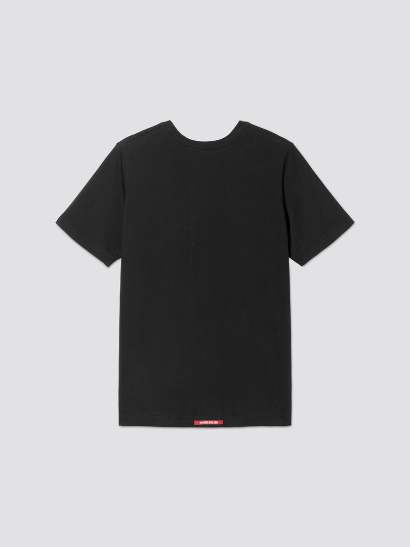 SMALL LOGO II TEE TOP Alpha Industries, Inc.