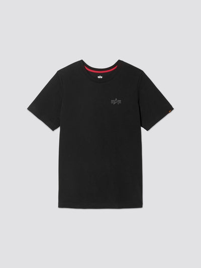 SMALL LOGO II TEE TOP Alpha Industries, Inc. BLACK 2XL
