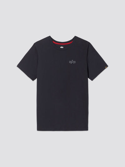 SMALL LOGO II TEE TOP Alpha Industries, Inc. REPLICA BLUE 2XL