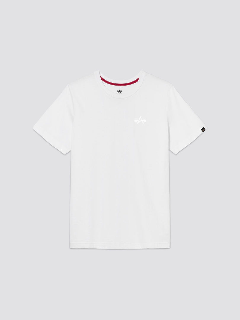 SMALL LOGO II TEE TOP Alpha Industries, Inc. WHITE 2XL