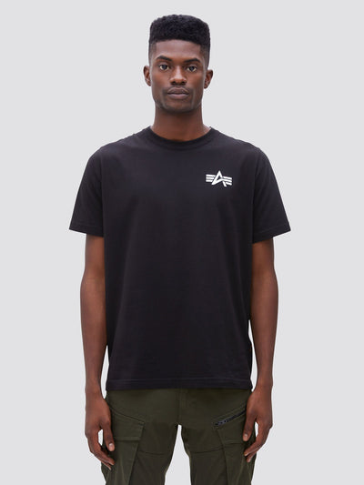 SMALL LOGO TEE TOP Alpha Industries