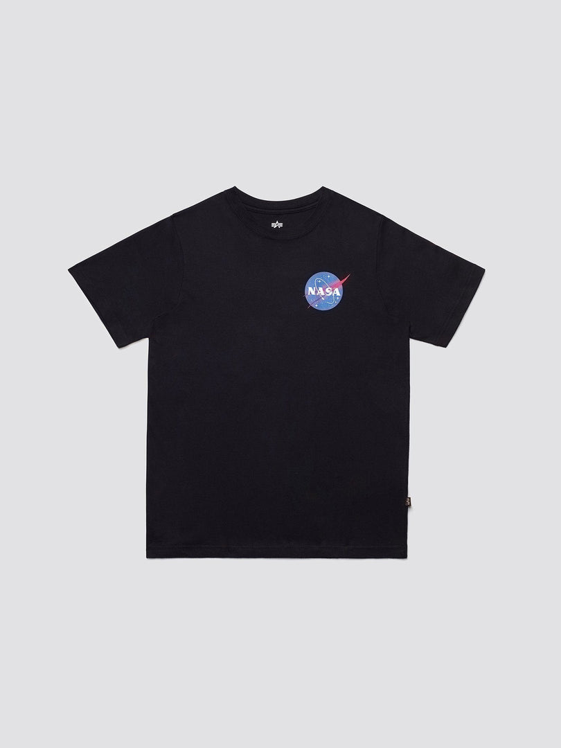 SPACE SHUTTLE TEE II TOP Alpha Industries, Inc. BLACK 2XL
