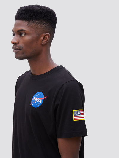 SPACE SHUTTLE TEE TOP Alpha Industries