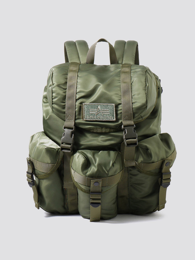 TYPE ALICE PACK MOD ACCESSORY Alpha Industries VINTAGE GREEN O/S