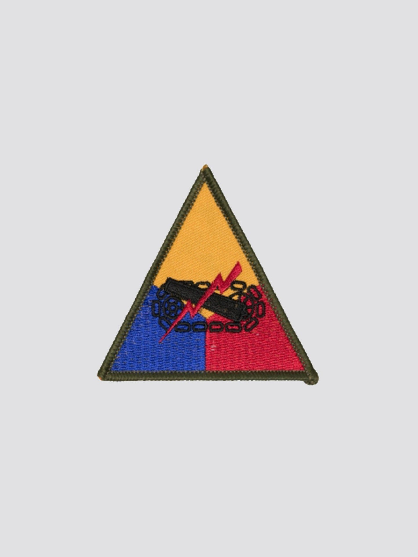 U.S ARMORED DIVISION PATCH ACCESSORY Alpha Industries MULTI O/S