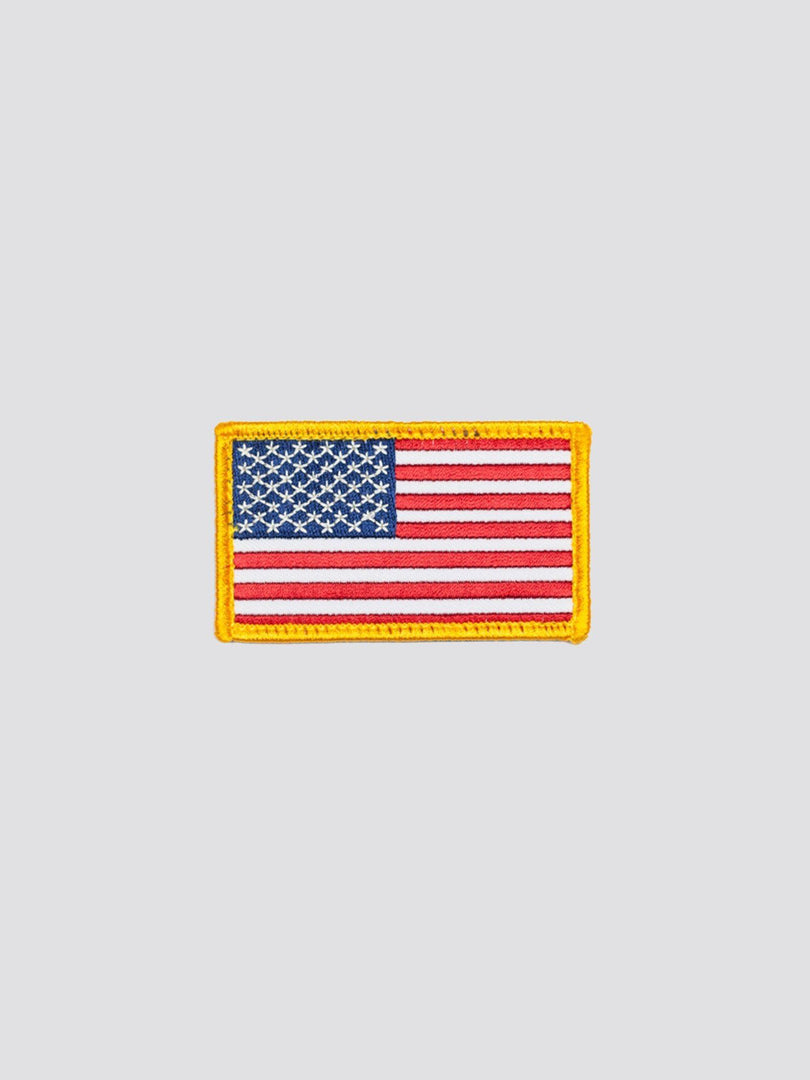 USA FLAG SHOULDER PATCH ACCESSORY Alpha Industries