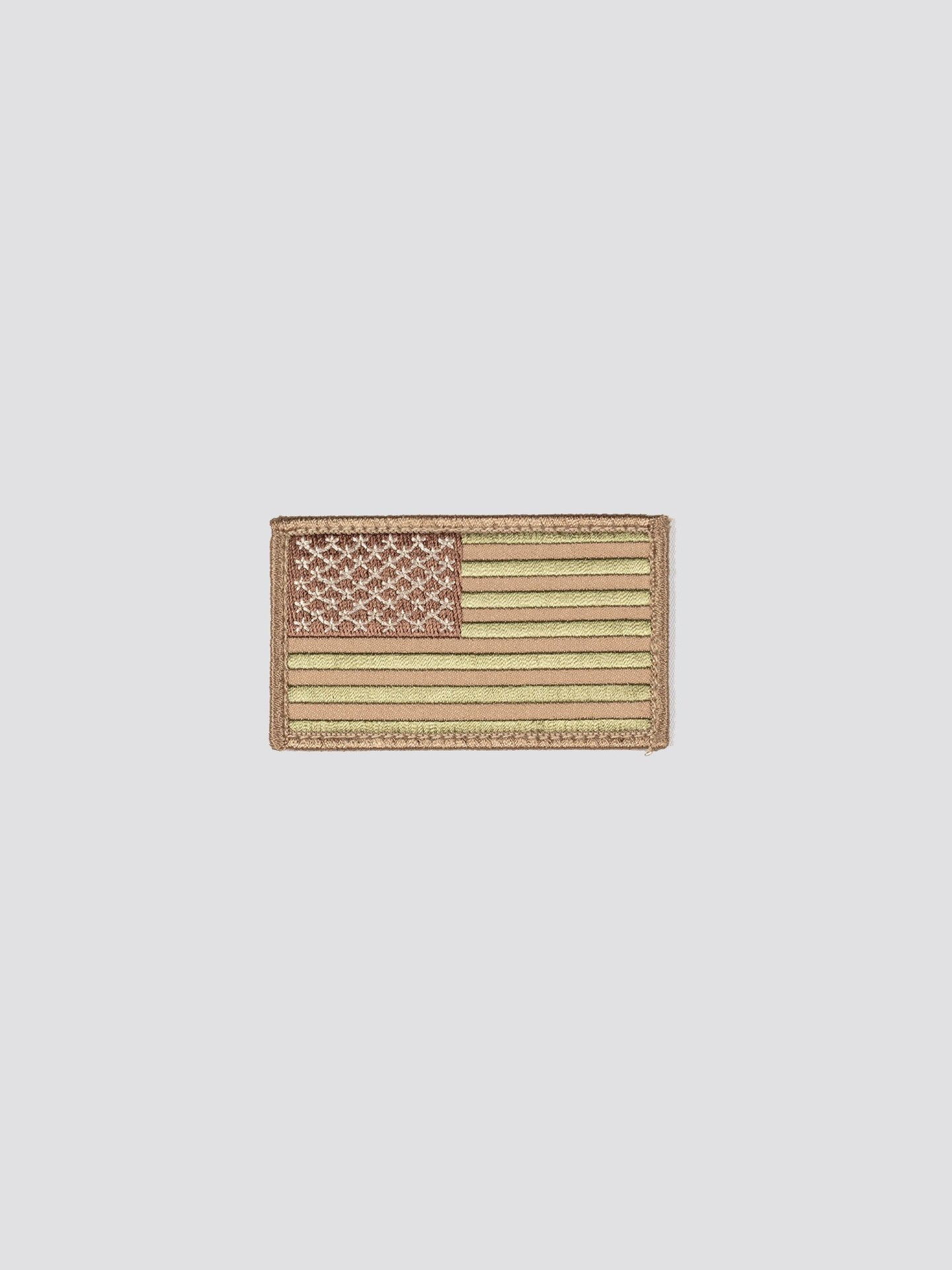 USA FLAG SHOULDER PATCH ACCESSORY Alpha Industries SAGE GREEN 0