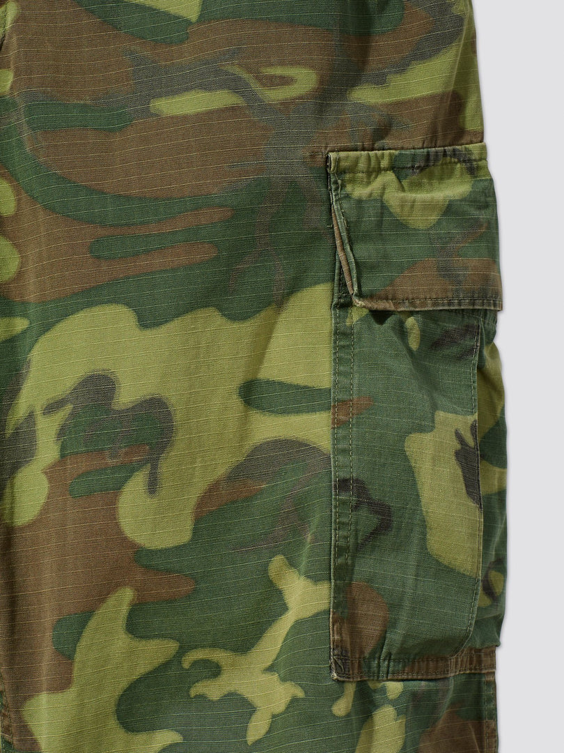 VINTAGE '70 U.S. ARMED FORCES JUNGLE FATIGUE TROUSERS ERD RESUPPLY Alpha Industries, Inc.