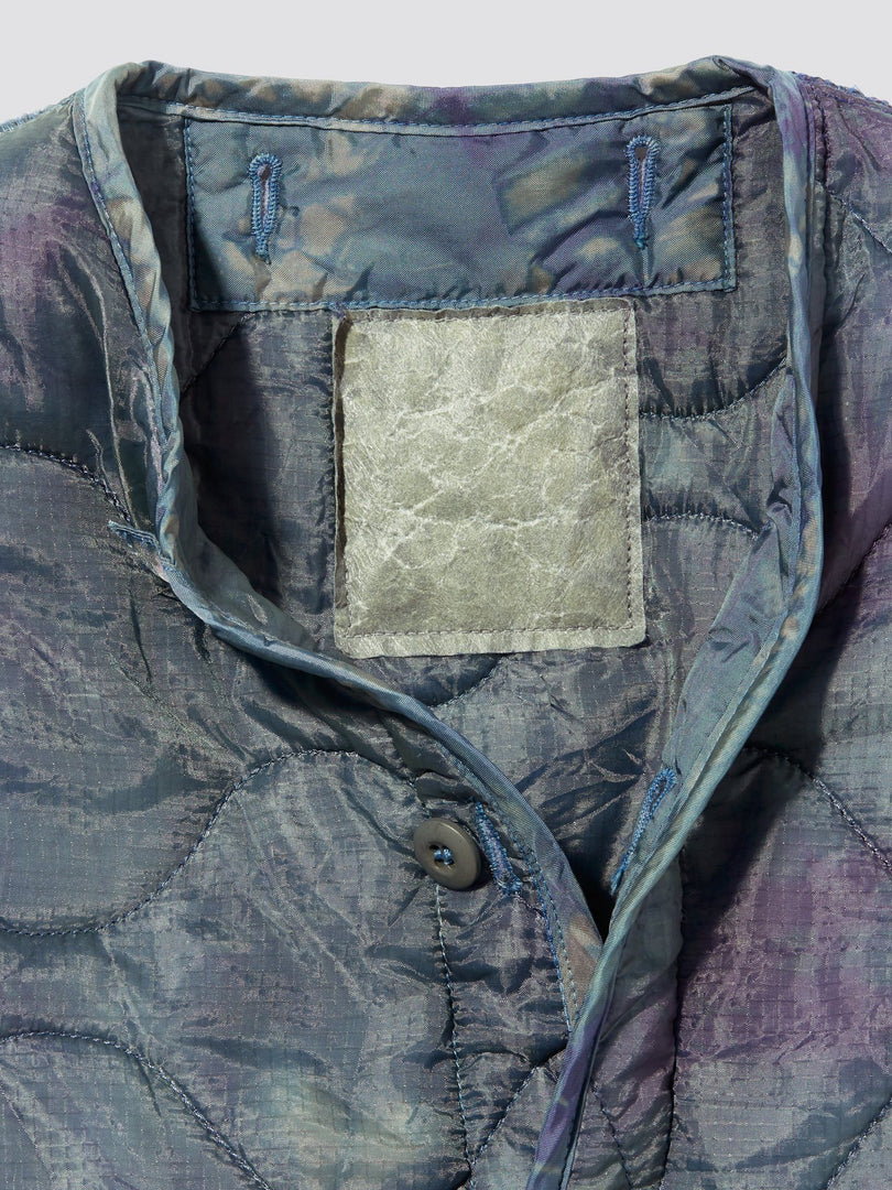 VINTAGE M-65 DYED FIELD JACKET LINER OUTERWEAR Alpha Industries, Inc.