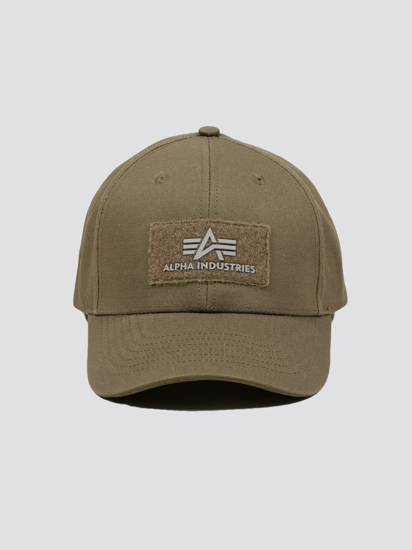 VLC II LOGO CAP ACCESSORY Alpha Industries, Inc. OLIVE O/S