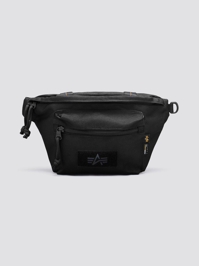 WAIST POUCH ACCESSORY Alpha Industries, Inc. BLACK O/S