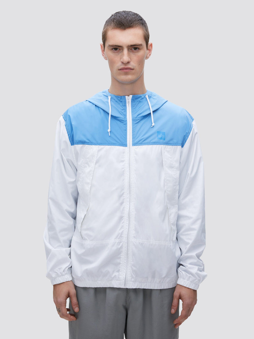 WINDBREAKER UTILITY JACKET (SEASONAL) SALE Alpha Industries, Inc. WHITE XS