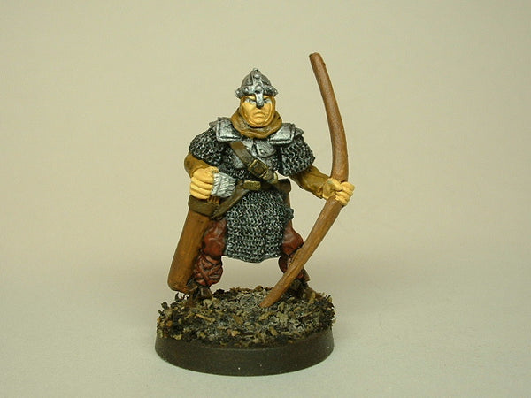Fantasy Miniature D&D Warrior Archer 121 Reaper Painted
