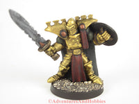 Chronopia Firstborn Knight Fantasy Miniature Heartbreaker 25mm Painted 135
