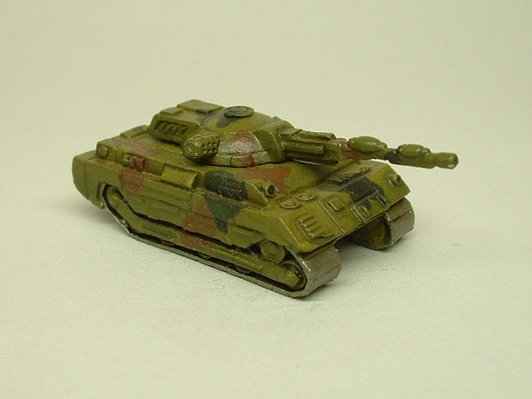 Wargame Miniature Laser Tank 201 Painted 1:300 Scale