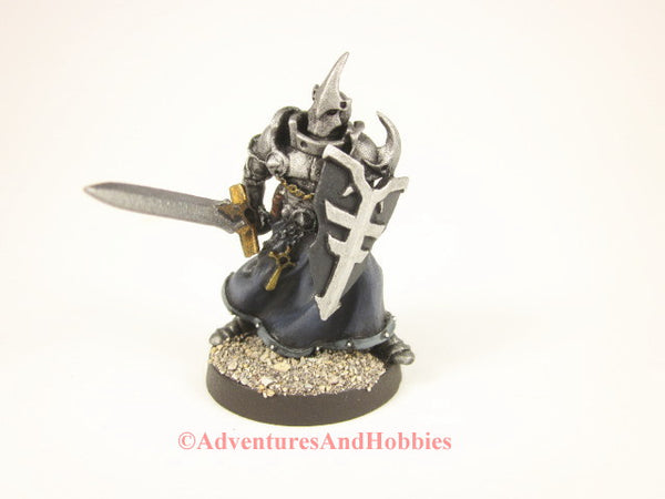 Confrontation Rackham Knight Cleric Paladin 202 Painted Metal 25-28mm