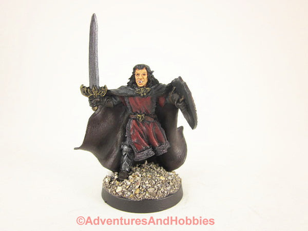Fantasy Miniature D&D Vampire Knight Painted Reaper 225
