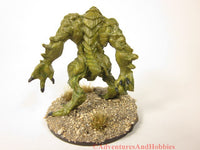Deep One Lovecraft Monster Horror Call of Cthulhu Fantasy D&D Plastic Miniature 227