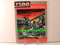 Traveller 2300 Kafer Dawn Adventure GDW 1987 OOP KC
