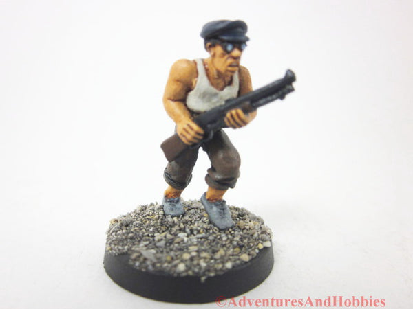 Tramp Sailor Fisherman Pulp Call of Cthulhu Painted Miniature 324 25mm
