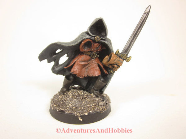 Fantasy Miniature Wraith Undead Warrior Specter 427 D&D Reaper Painted