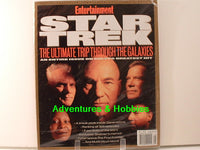 Star Trek Special Issue Entertainment Weekly 1995 BD