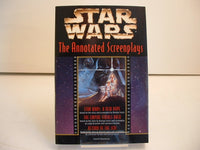 Star Wars Annotated Screenplays NewHope ESB ROTJ New D7