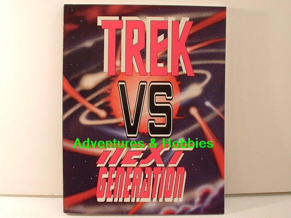 Star Trek vs Next Generation - James Van Hise New BD