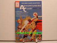 Adventurers Club #18 Champions Justice Inc Pulp G7 Hero Games