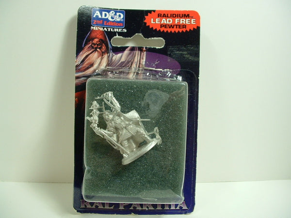 D&D Fantasy Miniatures Advanced Dungeons and Dragons Quirad Al-Dinn 11-754 Ral Partha